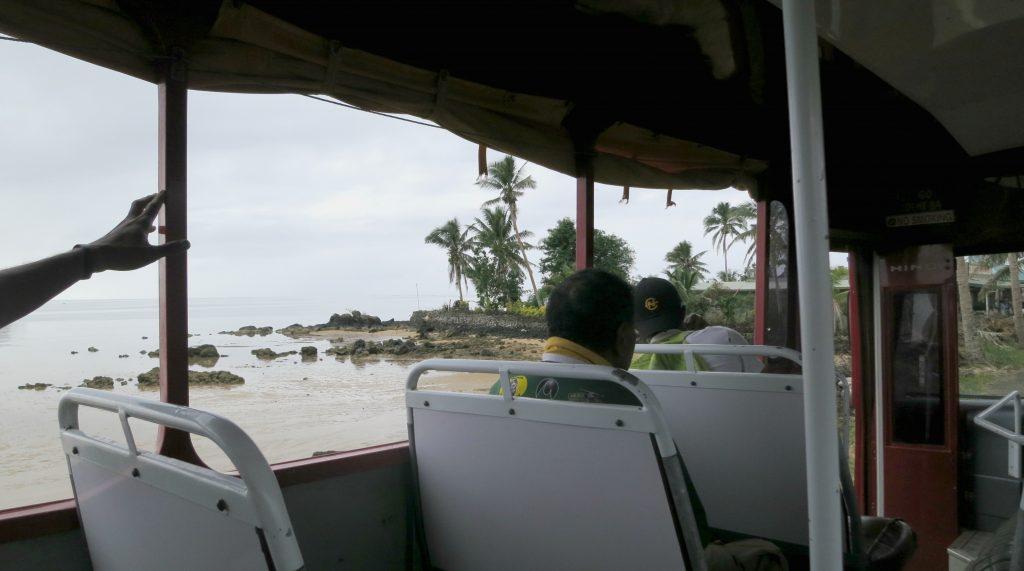 Bus Taveuni