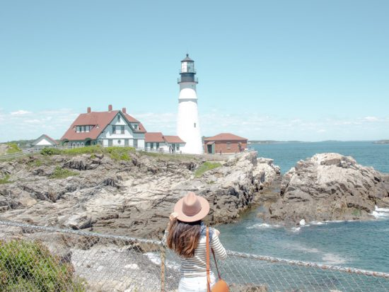 24 hrs in Portland - Portland Head Lighthouse