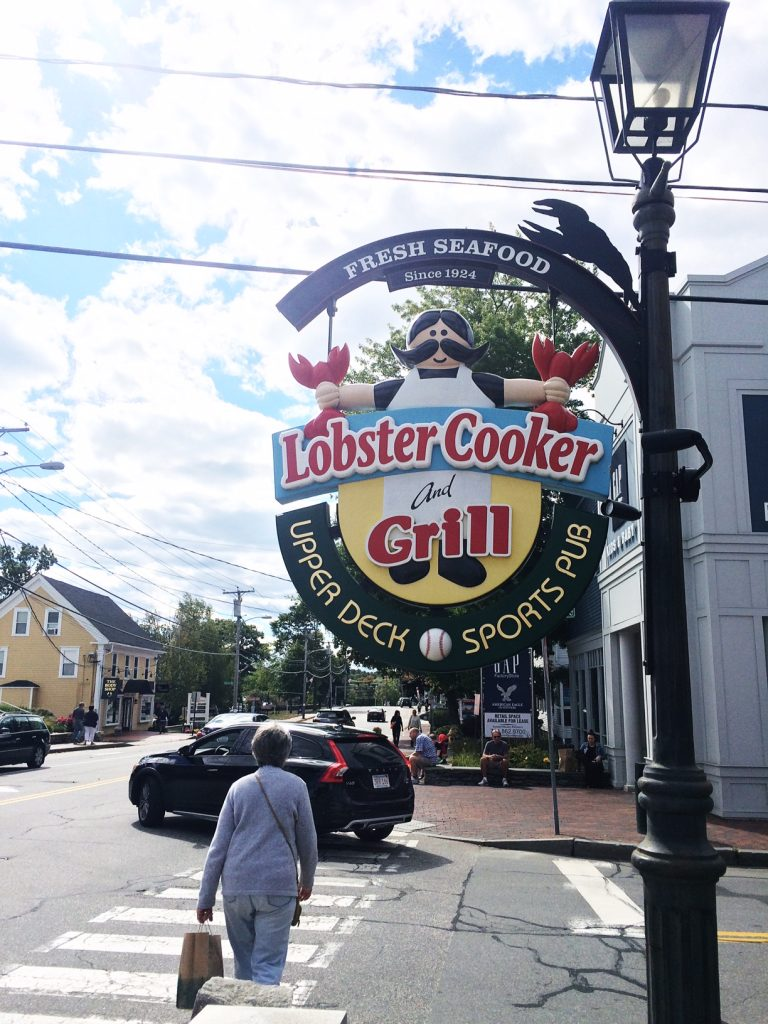 Lobster Cooker and Grill Freeport