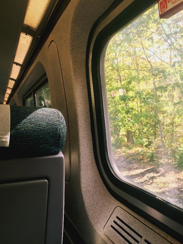 amtrak train-photo