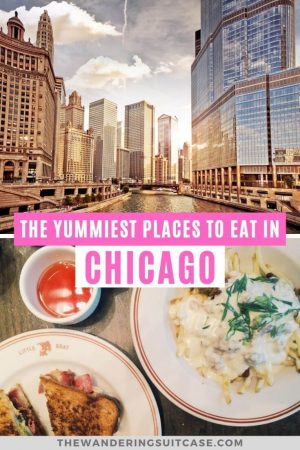 Best local eats in Chicago
