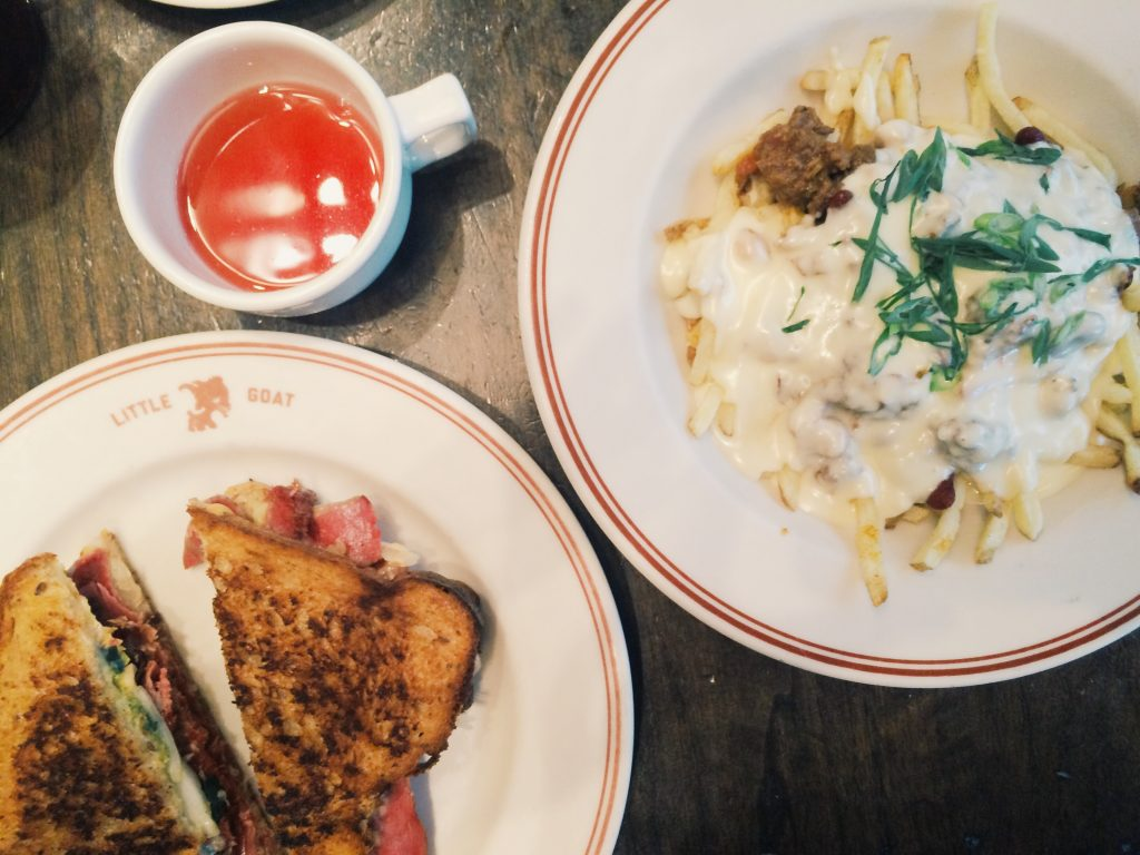 Best local eats Chicago: Little Goat