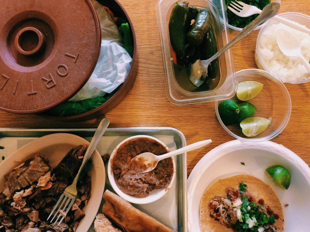 Best local eats Chicago: Carnitas Uruapan
