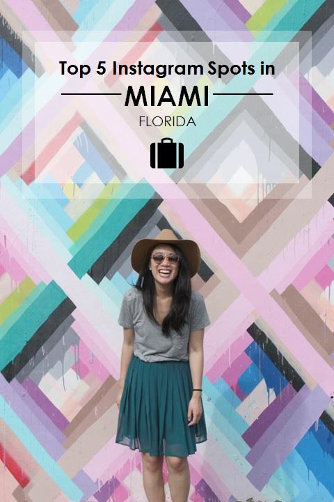 Instagram spots in miami