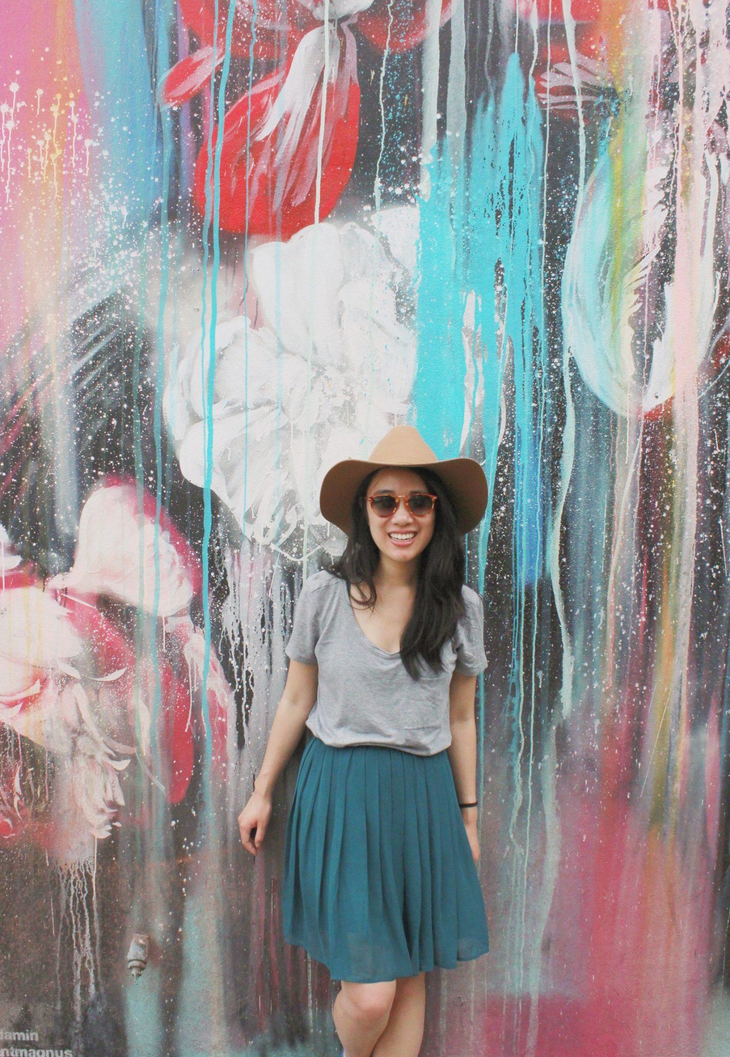 Instagram spots in miami Wynwood Walls