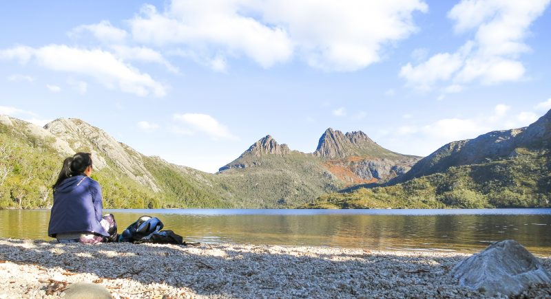 Travel Selfies - Tasmania