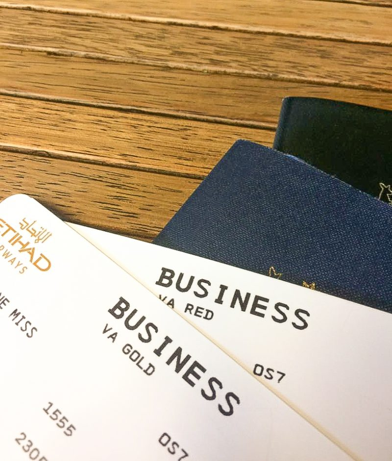 get upgraded to business class