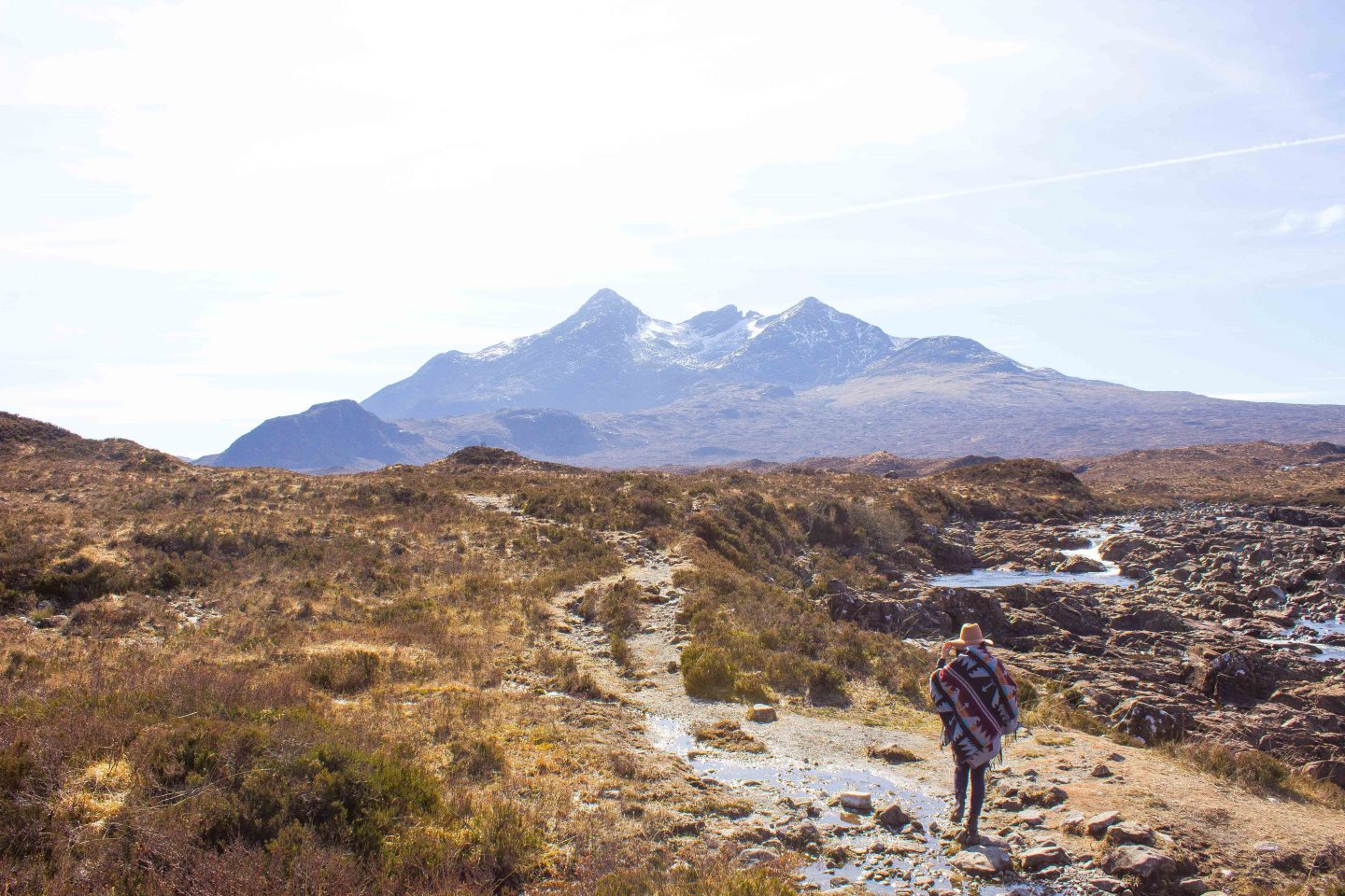 must see locations on the isle of skye - Sligachan, Scotland