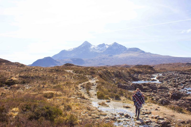 Isle of Skye photography locations - Sligachan, Scotland