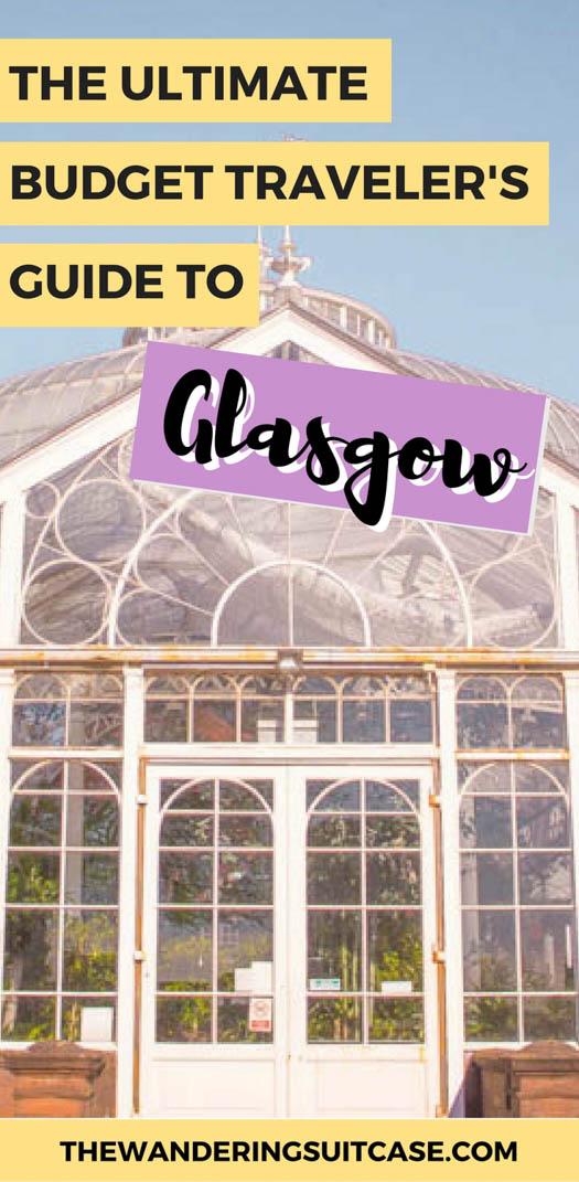 Glasgow on a budget