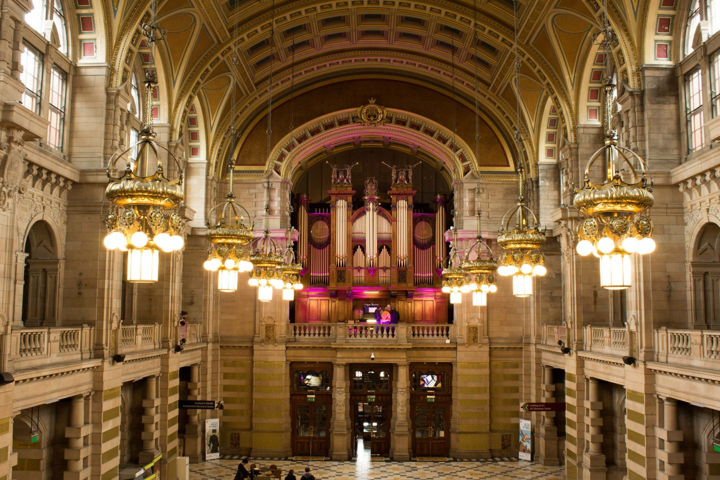 Glasgow on a budget - Kelvingrove
