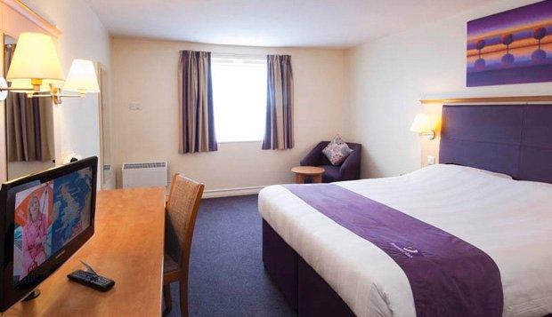 Glasgow on a budget - premier inn