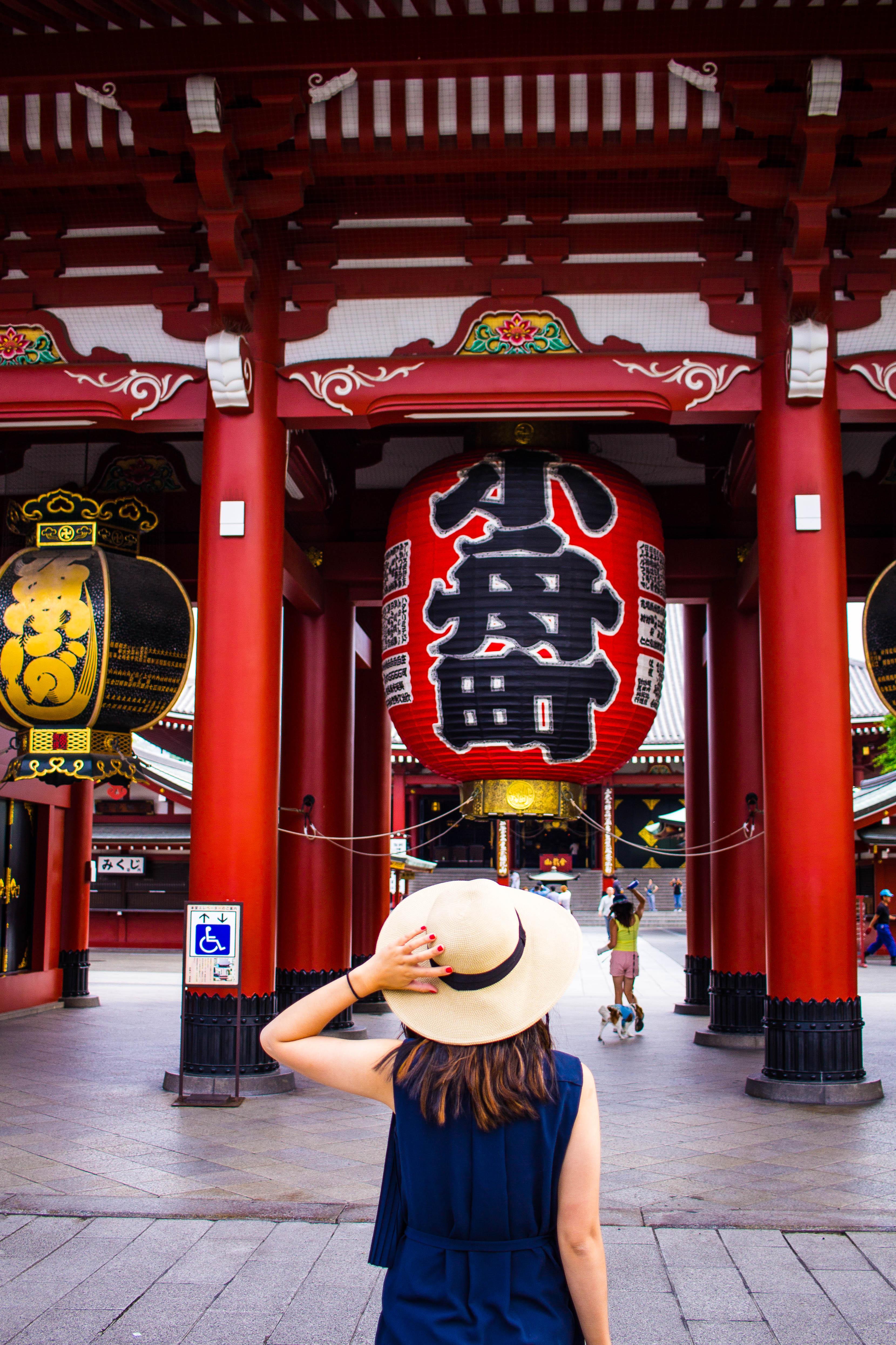 Japan travel tips Tokyo