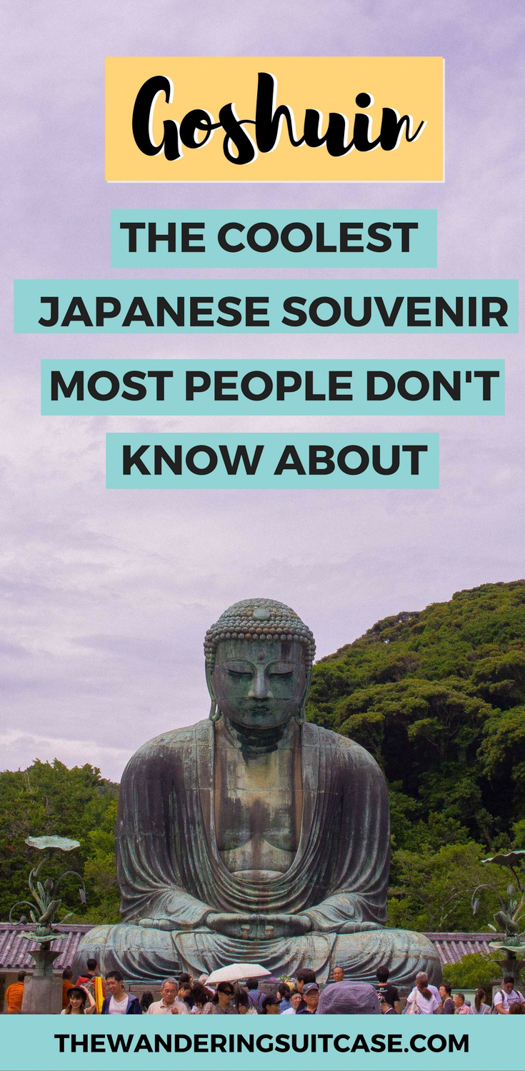 Learn more about this unknown Japanese souvenir | Souvenirs to buy in Japan | Japan travel guide | Japanese | Tokyo | Kyoto | Temples Shrines | Asia | East Asia #japantravel #japansouvenir