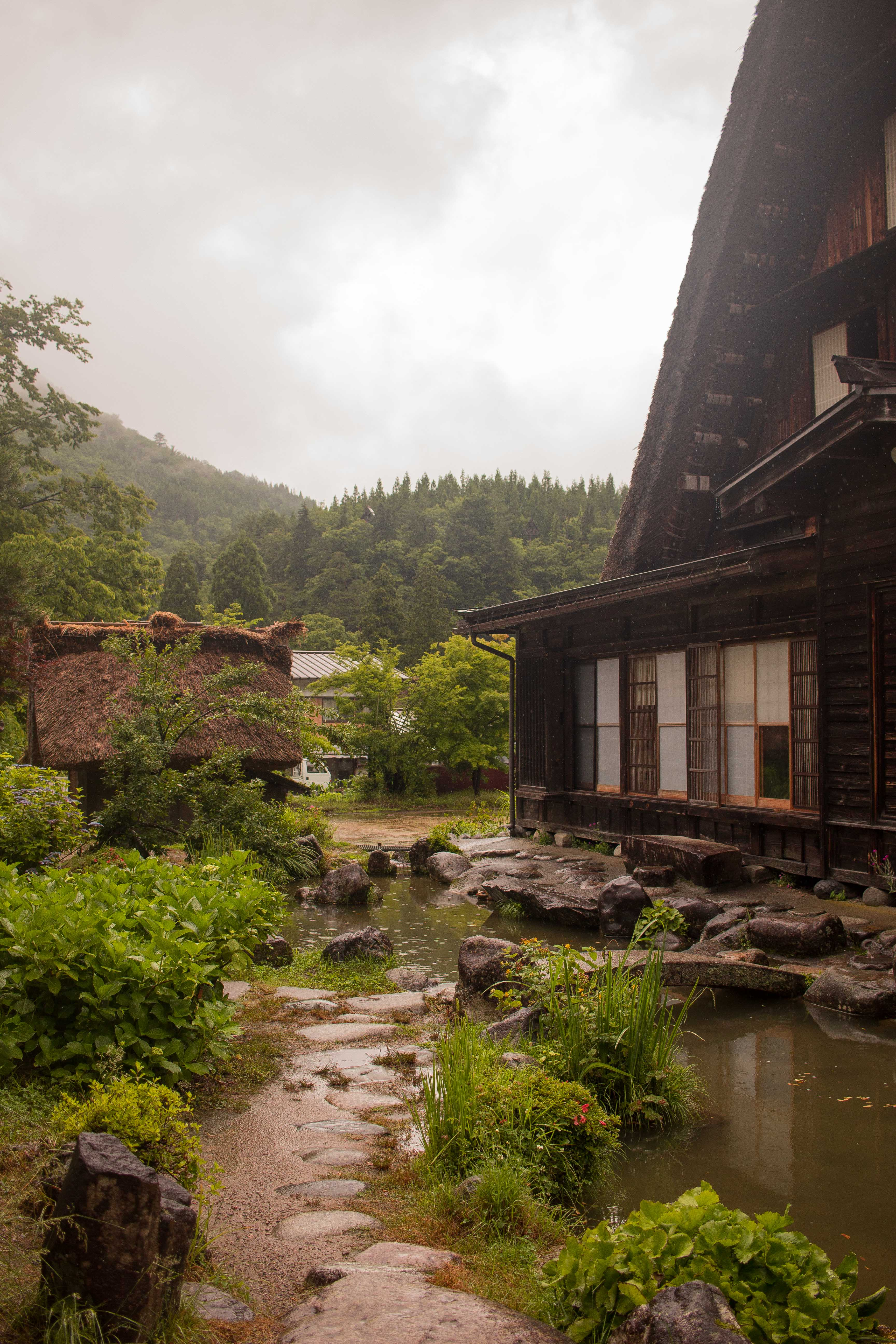 Shirakawa Go Central Japan S Forgotten Magical Village
