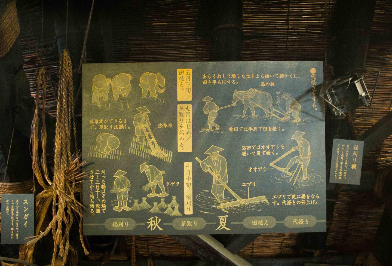 shirakawago travel tips indoors