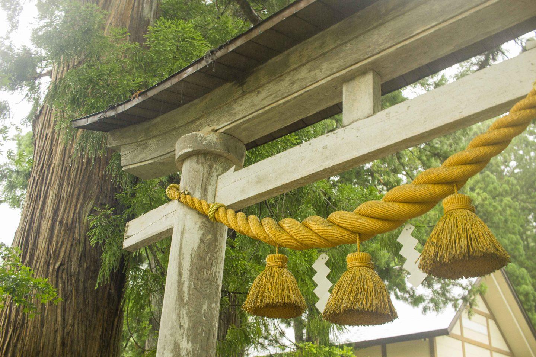 shirakawago travel tips shrine