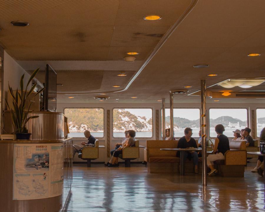 Naoshima Island Ferry