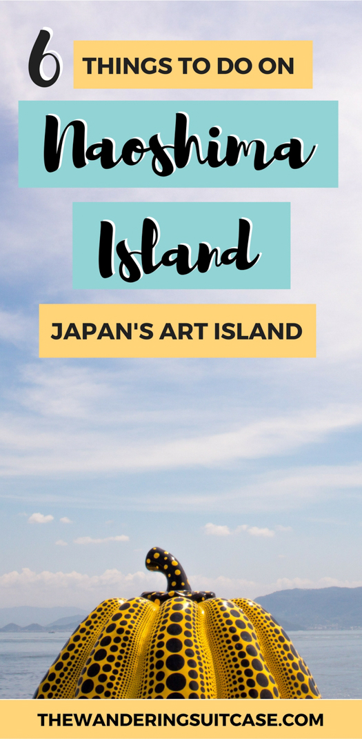 things to do in naoshima