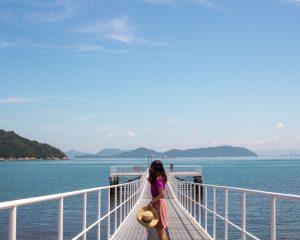 Views on Naoshima