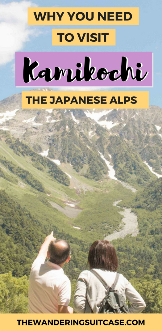 things to do in kamikochi