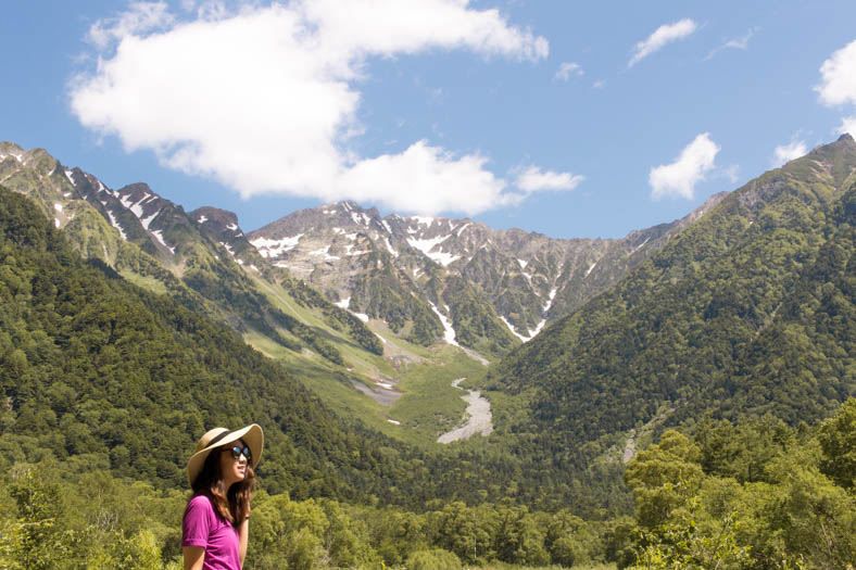 Kamikochi: hiking in the Japanese Alps