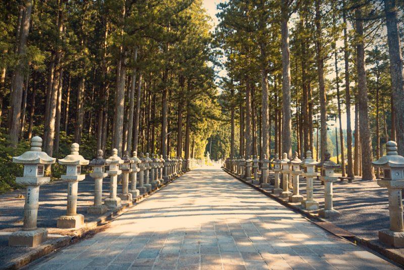 Favorite Places in Japan - Koyasan