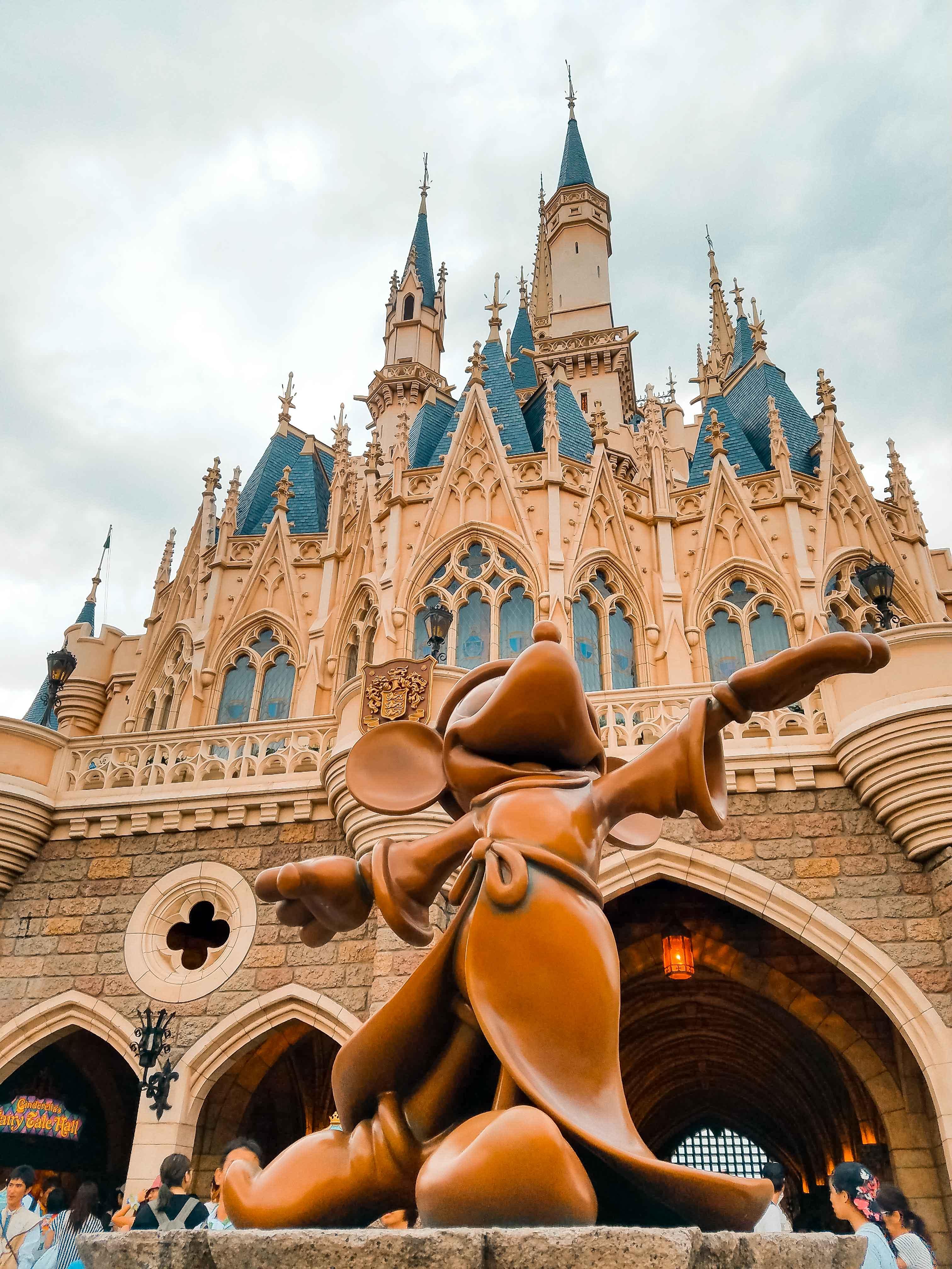 Favorite Places in Japan - Tokyo Disney