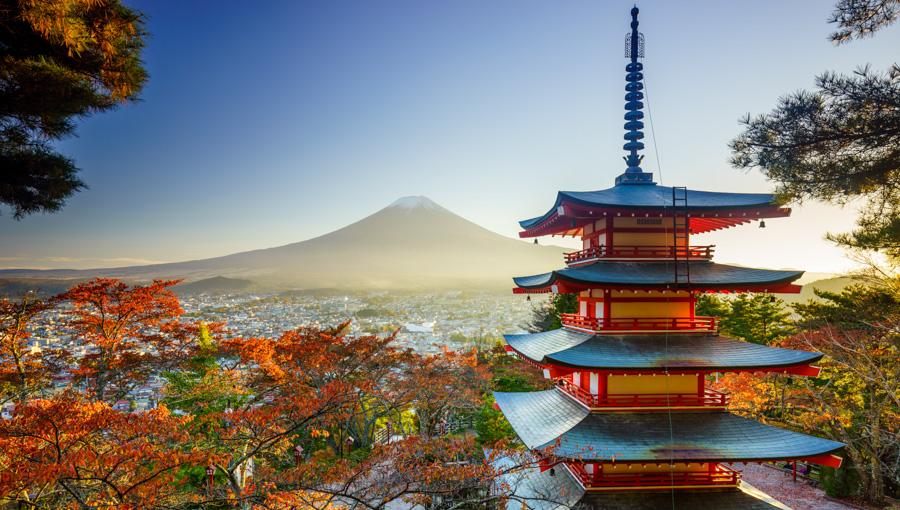 Japan packing list - Autumn