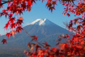 Japan packing list - Fall Mt Fuji