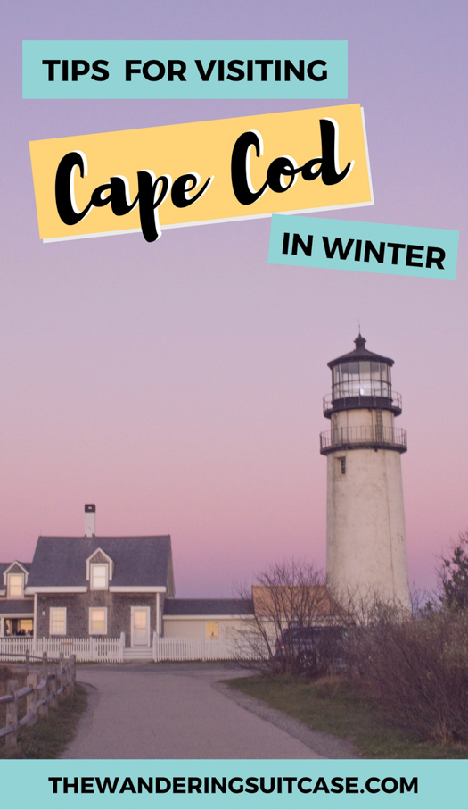Cape Cod in winter