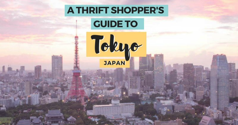 second-hand stores in tokyo fb – The Wandering Suitcase