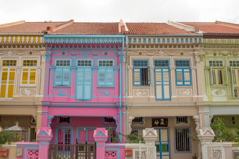 singapore off the beaten path - peranakan houses
