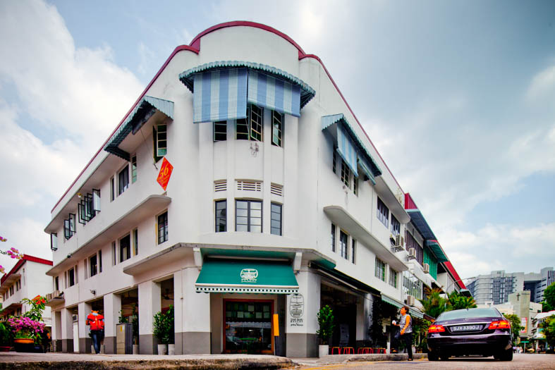 singapore off the beaten path - tiong bahru