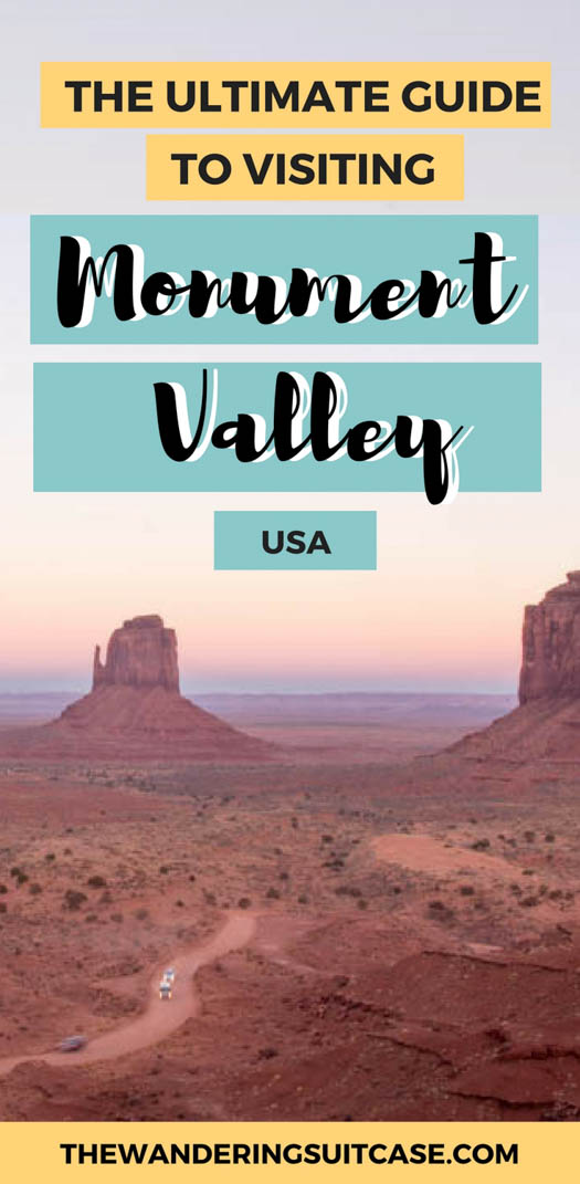 Visiting Monument Valley