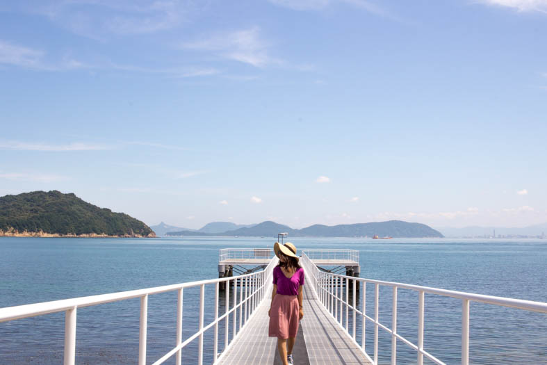 off the beaten path in Japan - Naoshima Island