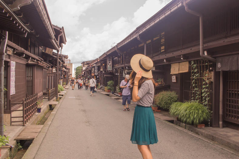 off the beaten path in Japan - Takayama