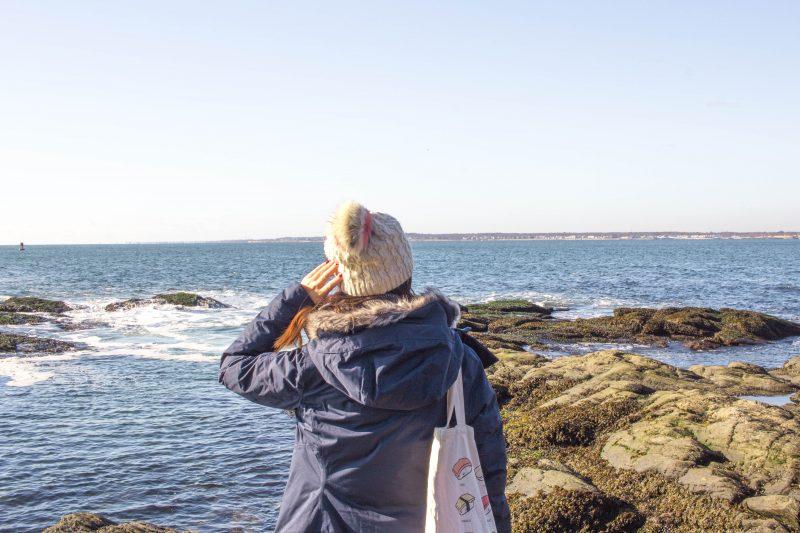 Travel Selfies - Rhode Island