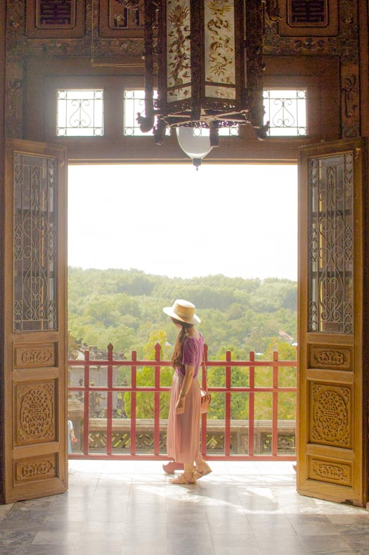 1 day in Hue - Khai Dinh Tomb
