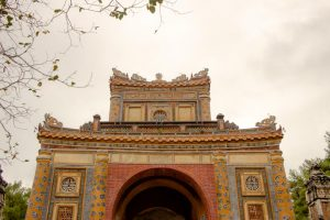1 day in Hue - Tu Duc tomb building