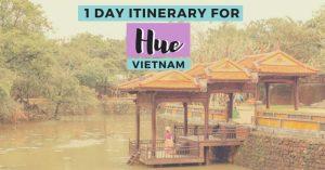 1 day in Hue