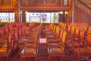 1 day in Hue - imperial city theatre