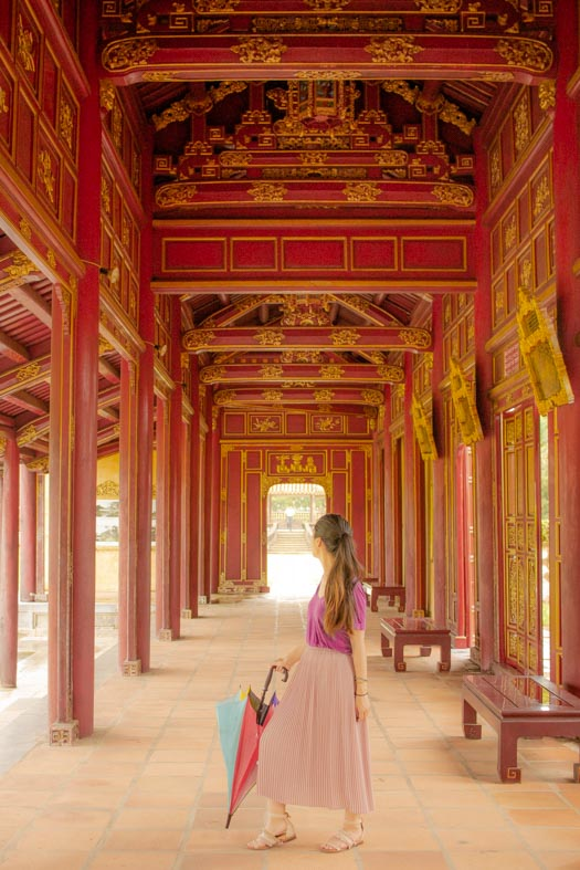 1 day in Hue - imperial city