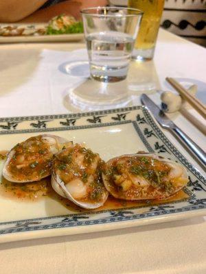 Halong bay alternative - food