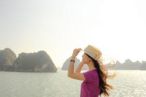 Halong bay alternative - peaceful views