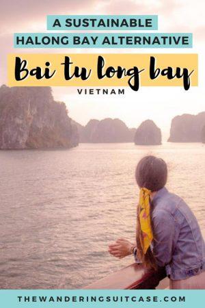 Halong bay alternative
