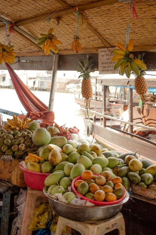 Mekong delta private tour - floating market