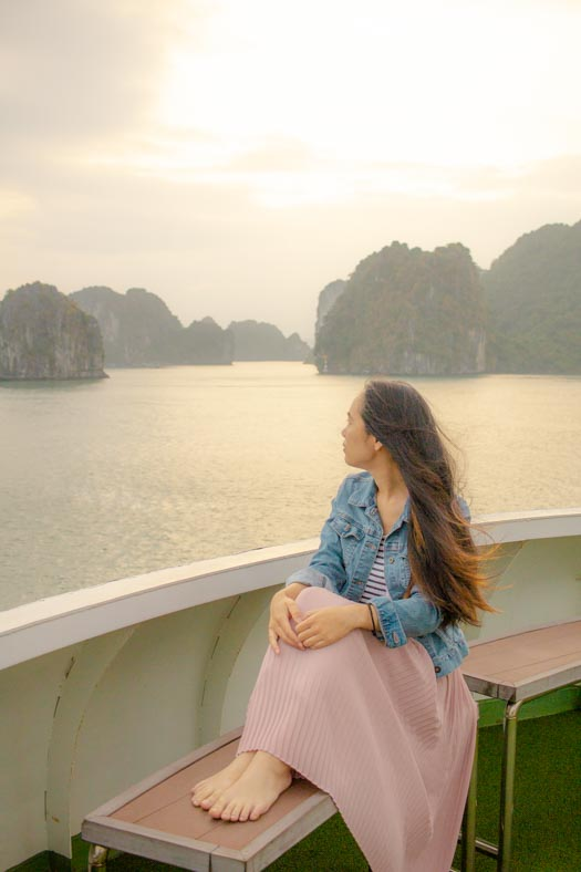 Packing List for Vietnam - bai tu long bay