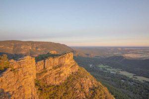 grampians hikes - pinnacle view