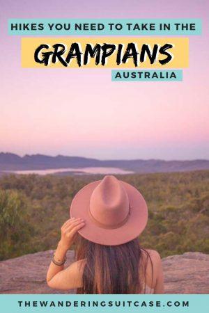 grampians hikes